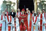 Ordination - All Clergy